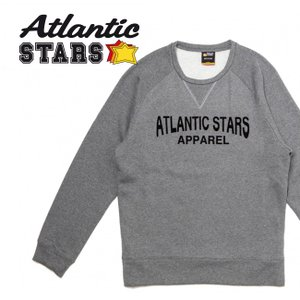 Atlantic STARS アトランティック スターズ AMF1825 AA18AAMF25 【アウトドア/スポーツ/スウェット/メンズ/アパレル】 snb-shop