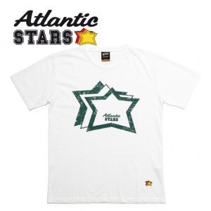 Atlantic STARS アトランティック スターズ AMF1850 AA18AAMF50 【アウトドア/Tシャツ/半袖/星/スター/メンズ/アパレル】 snb-shop