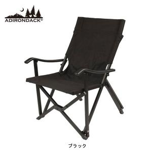 アディロンダック ADIRONDACK  スモール キャンパーズチェア /ブラック/89009012 アウトドア|snb-shop