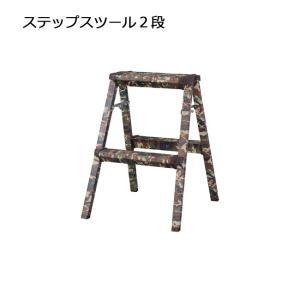 東谷 あづまや ステップスツール2段 PC-502 【アウトドア/足場】|snb-shop