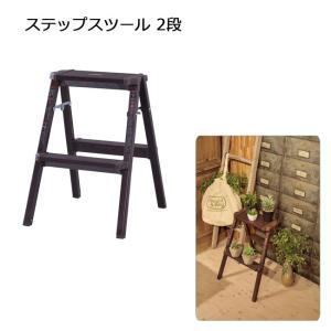 東谷 あづまや ステップスツール 2段 PC-602 【アウトドア/足場】|snb-shop