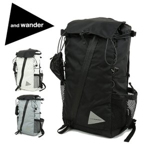 and wander アンドワンダー X-Pac 30L backpack エックスパック バックパック AW-AA651 【リュック/アウトドア/レジャー/鞄/軽量】|snb-shop