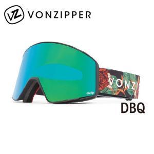 2019 VONZIPPER ボンジッパー CAPSULE BLACK SATIN/ QUASAR CHROME AI21M700 【日本正規品/スノーボード/ジャパンフィット】|snb-shop