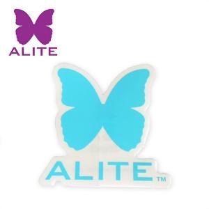 ALITE エーライト ステッカー ロゴ 【アウトドア/キャンプ/ステッカー/シール/車/小物】|snb-shop