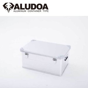 ALUDOA アルドア ALUDOA HEAVY-DUTY アルドア ヘビーデューティー (L) 2002 【コンテナボックス/アルミ/アウトドア/キャンプ/軽量/ローテーブル】 snb-shop