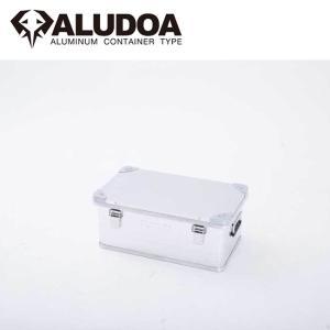 ALUDOA アルドア ALUDOA HEAVY-DUTY アルドア ヘビーデューティー (M) 2003 【コンテナボックス/アルミ/アウトドア/キャンプ/軽量/ローテーブル】 snb-shop