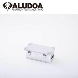 ALUDOA アルドア ALUDOA HEAVY-DUTY アルドア ヘビーデューティー (S) 2004 【コンテナボックス/アルミ/アウトドア/キャンプ/軽量/ローテーブル】 snb-shop