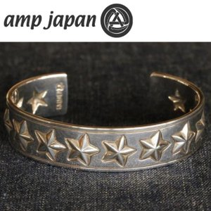 amp japan アンプジャパン バングル ハイブリッドスターバングル Hybrid Star Bangle 15AH-310 【雑貨】メンズ snb-shop