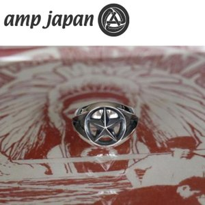 amp japan アンプジャパン リング トライアングルワイヤースターリング ワイド Triangle Wire Star Ring  Wide  16AC-200 【雑貨】メンズ|snb-shop