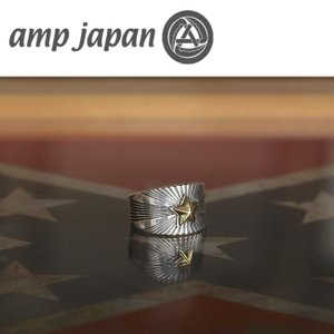 amp japan アンプジャパン リング Starlight Ring Silver スターライトリング シルバー 15AH-240 【雑貨】メンズ snb-shop