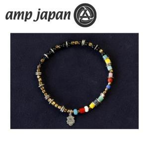 amp japan アンプジャパン Triple Part Beads Mix トリプル パート ビーズ ミックス HYHK-410 【アクセサリー/ブレスレット/腕輪/ビーズ】 snb-shop