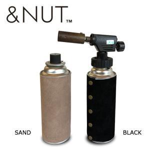 &NUT アンドナット SUEDE CB-CAN COVER 【アウトドア/キャンプ/カバー/缶カバー/保護カバー】 snb-shop