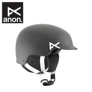 anon アノン Anon Scout Helmet Black 【日本正規品/キッズ/ヘルメット/2018年モデル】|snb-shop