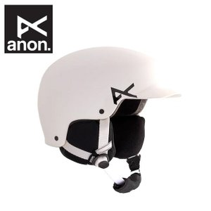 anon アノン Anon Scout Helmet White 【日本正規品/キッズ/ヘルメット/2018年モデル】|snb-shop