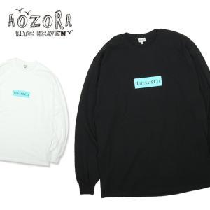 AOZORA アオゾラ AO SAI&CO ロングスリーブTシャツ 720801 【トップス/長袖/アウトドア/おしゃれ/タウンユース】【メール便・代引不可】 snb-shop