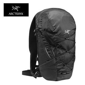 arcteryx アークテリクス バックパック Aerios 10 Raven 7347|snb-shop