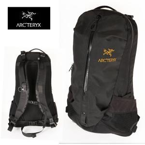 アークテリクス アロー22 arcteryx バックパック Arro 22 Black 6029|snb-shop