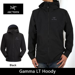 arcteryx アークテリクス アウター Gamma LT Hoody Black 17307|snb-shop