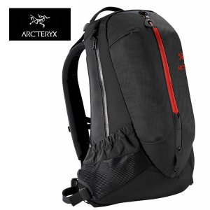 アークテリクス アロー22 arcteryx バックパック Arro 22 BK/DIABLO RED 6029|snb-shop