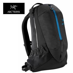 アークテリクス アロー22 arcteryx バックパック Arro 22 BK/BLUE TETRA 6029|snb-shop