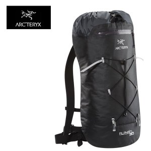 アークテリクス アルファFL30 arcteryx AlphaFL30 Backpack 18678 BLACK|snb-shop