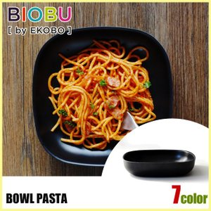 BIOBU by EKOBO ビオブ バイ エコボ BOWL PASTA EB-003 お皿 パスタ皿 カレー皿 サラダ 【雑貨】|snb-shop