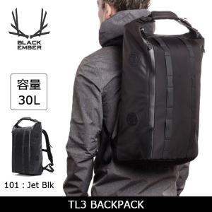BLACKEMBER/ブラックエンバー バックパック TL3 BACKPACK 3086-1001-1 【カバン】デイパック リュック アウトドア /カバン/鞄 メンズ/レディース 防水|snb-shop