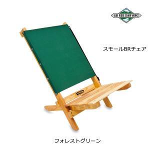 Blue Ridge Chair Works/ブルーリッジチェアワークス チェアー スモールBRチェアー フォレストグリーン/19270001108|snb-shop
