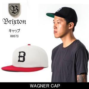 ブリクストン BRIXTON WAGNER CAP /00573 【帽子】 キャップ 帽子 ストリート アウトドア 秋冬物|snb-shop