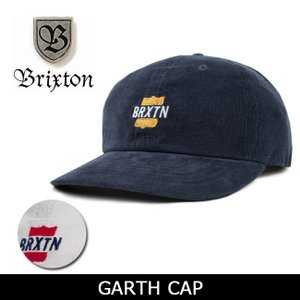ブリクストン BRIXTON キャップ GARTH CAP 00809 【帽子】 帽子 ストリート アウトドア 秋冬物|snb-shop