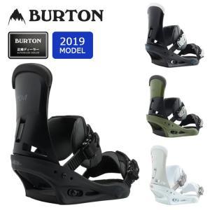 2019 BURTON バートン CUSTOM 105421 【ビンディング/スノーボード/日本正規品/メンズ】
