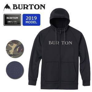 2019 BURTON バートン MB JPN CRWN BNDD FZ 207611 ボンデット【フルジップパーカー/フーディー/日本正規品/撥水/防水】|snb-shop