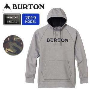 2019 BURTON バートン MB JPN CRWN BNDD PO 207601 ボンデット【パーカー/フーディー/スウェット/日本正規品/撥水/防水】|snb-shop