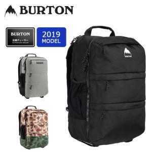 2019 BURTON バートン Traverse Travel Pack 122281 【トラベルバック/バックパック/日本正規品】|snb-shop