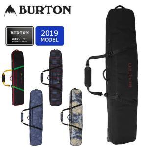 2019 BURTON バートン WHEELIE GIG BAG 109941 【ボードケース/バッグ/日本正規品/スノーボード】|snb-shop