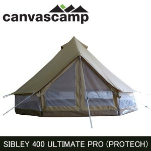 CanvasCamp キャンバスキャンプ テント SIBLEY 400 ULTIMATE PRO (PROTECH)  【TENTARP】【TENT】|snb-shop