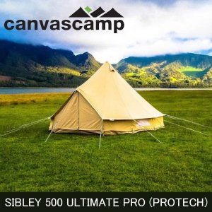 CanvasCamp キャンバスキャンプ テント SIBLEY 500 ULTIMATE PRO (PROTECH)  【TENTARP】【TENT】|snb-shop
