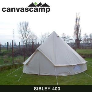 CanvasCamp キャンバスキャンプ  テント SIBLEY 400 【TENTARP】【TENT】|snb-shop