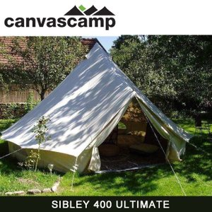 CanvasCamp キャンバスキャンプ  テント SIBLEY 400 ULTIMATE 【TENTARP】【TENT】|snb-shop