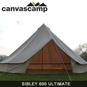 CanvasCamp キャンバスキャンプ  テント SIBLEY 600 ULTIMATE 【TENTARP】【TENT】|snb-shop