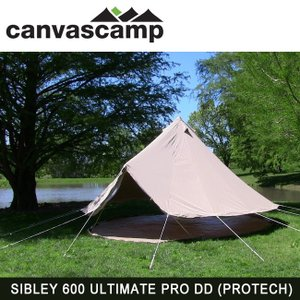CanvasCamp キャンバスキャンプ  テント SIBLEY 600 ULTIMATE PRO DD (PROTECH) 【TENTARP】【TENT】|snb-shop