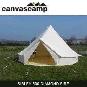 CanvasCamp キャンバスキャンプ  テント SIBLEY 500 DIAMOND FIRE 【TENTARP】【TENT】|snb-shop