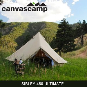 CanvasCamp キャンバスキャンプ  テント SIBLEY 450 ULTIMATE 【TENTARP】【TENT】|snb-shop
