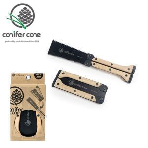 conifer cone コニファーコーン Butterfly Saw バタフライソー 【両刃ノコ/のこぎり】【メール便・代引不可】|snb-shop