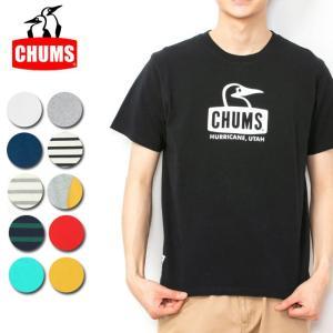 チャムス chums Tシャツ Booby Face T-Shirt ブービーフェイスTシャツ CH01-1325 メンズ 正規品【服】【t-cnr】【メール便発送・代引き不可】|snb-shop
