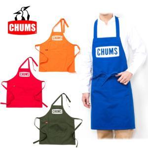 チャムス chums エプロン Boat Logo Apron ボートロゴエプロン CH09-108...