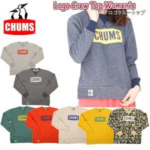 チャムス chums トレーナー Logo Crew Top Women's ロゴクルートップ 正規品 レディース CH10-1002 snb-shop
