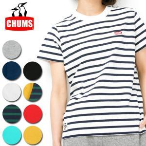 チャムス chums Tシャツ Booby Logo T-Shirt Women's ブービーロゴTシャツ CH11-1326 レディース 正規品【服】【t-cnr】【メール便発送・代引き不可】 snb-shop