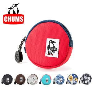 CHUMS/チャムス Eco Round Coin Case/エコラウンドコインケース/CH60-0854/ コーデュラ ブービー【メール便・代引不可】|snb-shop