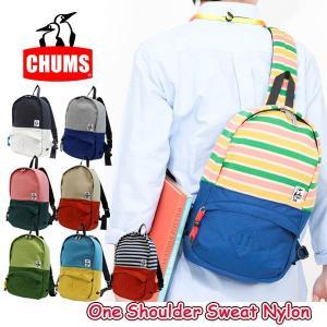 チャムス chums ショルダーバッグ ワンショルダースウェットナイロン One Shoulder Sweat Nylon 正規品 【スウェットナイロン】 ch60-2009 snb-shop
